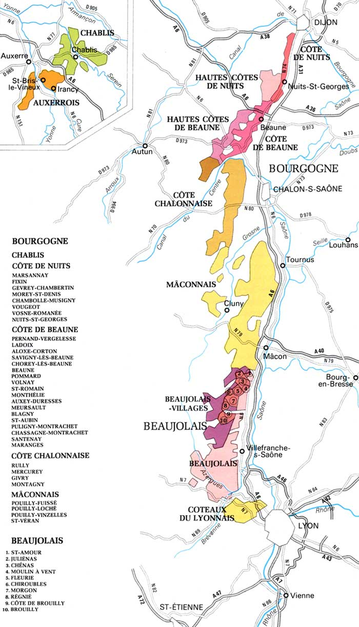 Burgundy The Wine Equivalent To Dungeons And Dragons