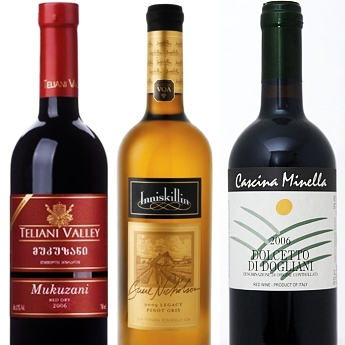 Zoltan's December 11 Wine Picks