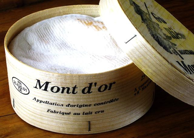Vacherin Mont d'Or