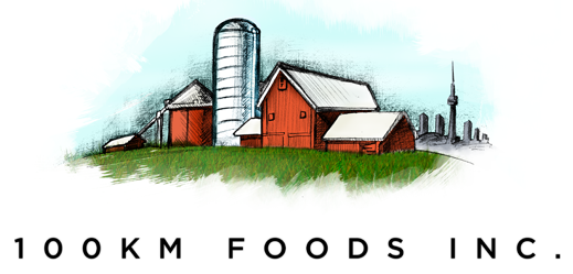 100kms Foods logo