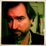 Malcolm Jolley with beard January 2013