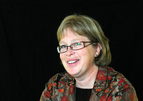 Ruth Klahsen by Jo Dickins November 2009