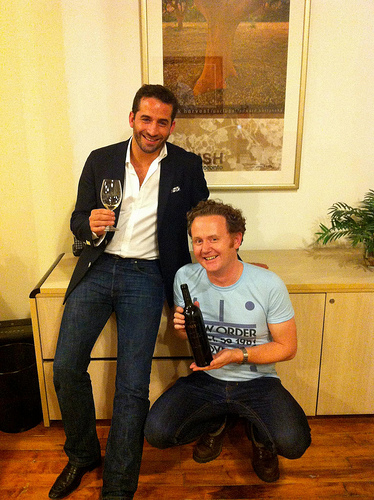 With Antonio from FitaPreta