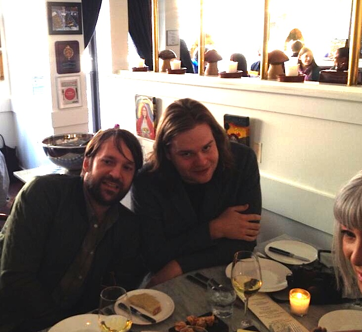 Redzepi and Nilsson