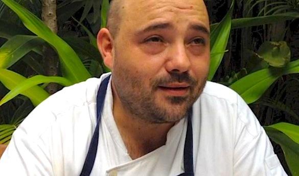 Joannes Riviere at Cuisine Wat Damnak