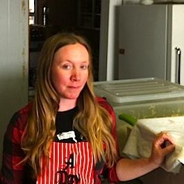 Jenna Empey from Pyramid Farm and Ferments