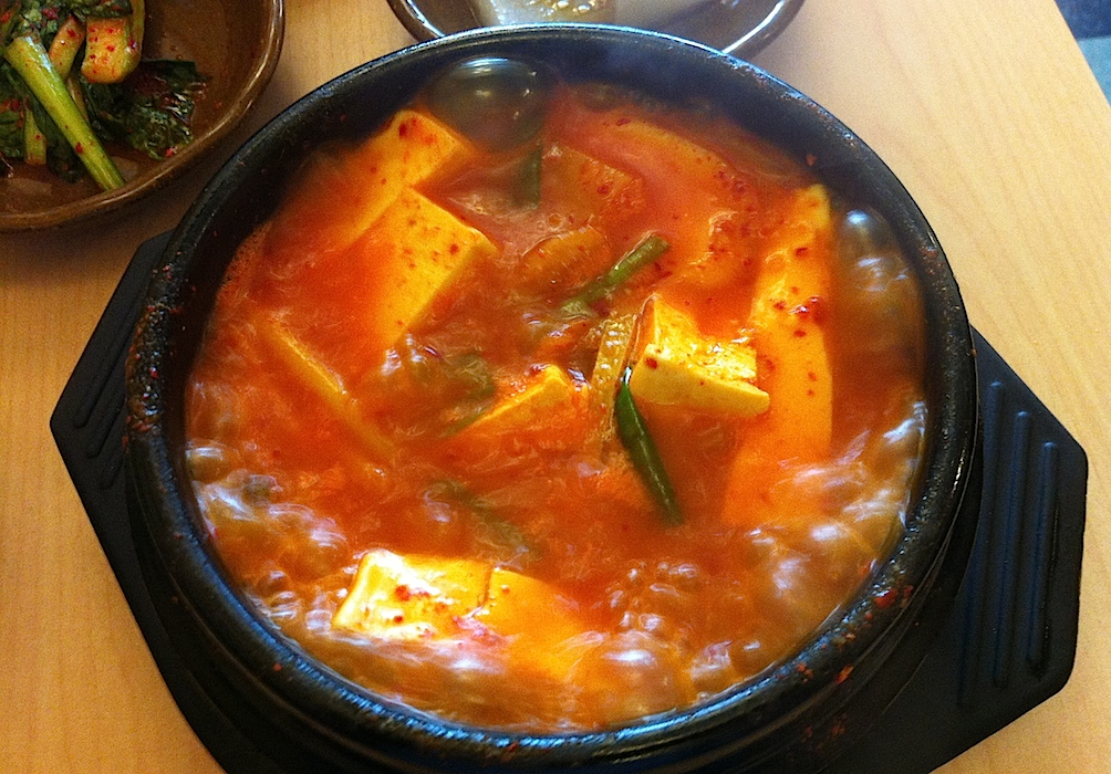 Kimchi Jjigae at Imonay in TorontoGood Food Revolution | A sort of ...