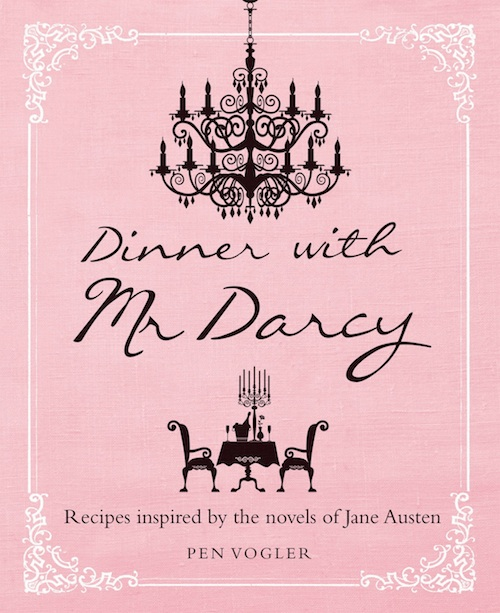 Dinner With Mr Darcy book