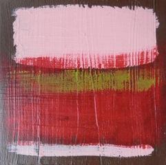 """Pet Rothko, 6""""x6"""", Lorette C. Luzajic, private collection."""
