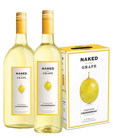 Naked Grape Chardonnay Selections