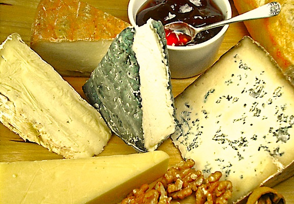 Photo courtesy of All The Best's Cheese Room.