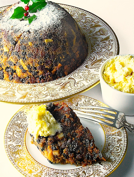 Whiskey custard for christmas puddinggood food revolution a sort christmas pudding at all the best forumfinder Choice Image