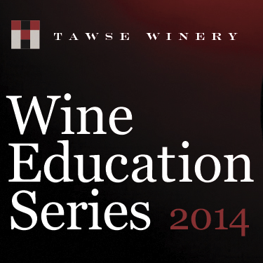 Tawse Wine Edutcation crop