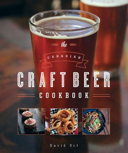 Canadian Craft Beer Cookbook