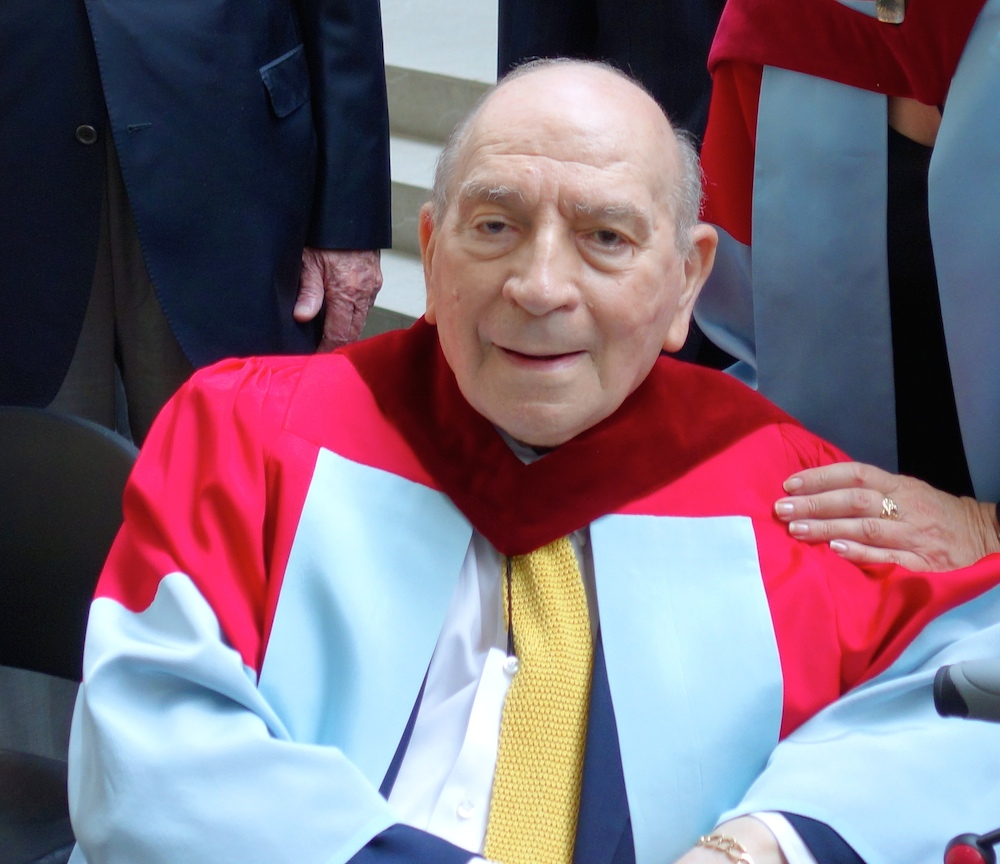 J Charles Grieco Receives Honorary Doctorate at Guelph