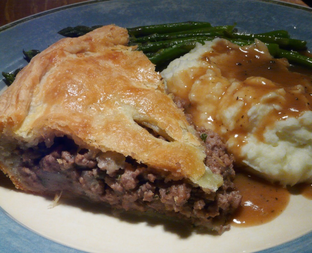 Tourtiere January 25th, 2011 5