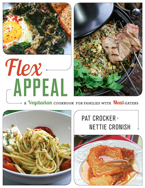 Flex Appeal Cookbook Cover