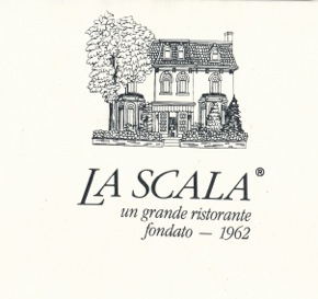 La Scala, a Toronto institution from 1962 - 1993.