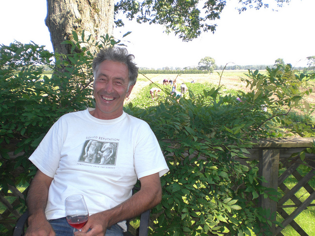 Farmer Antony John invites you to Soiled Reputation.