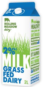 Rolling Meadow Dairy Grass Fed Milk
