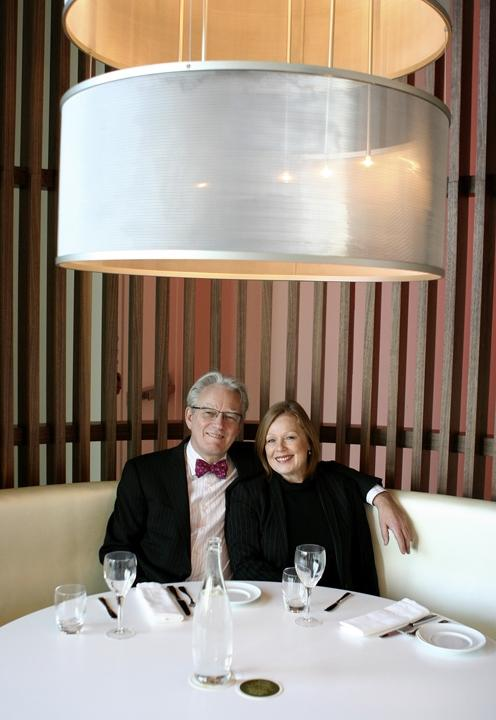 Kevin today at Mildred's Temple Kitchen, Toronto with his wife and business partner Chef Donna Dooher (another upcoming Old Hands interviewee!)