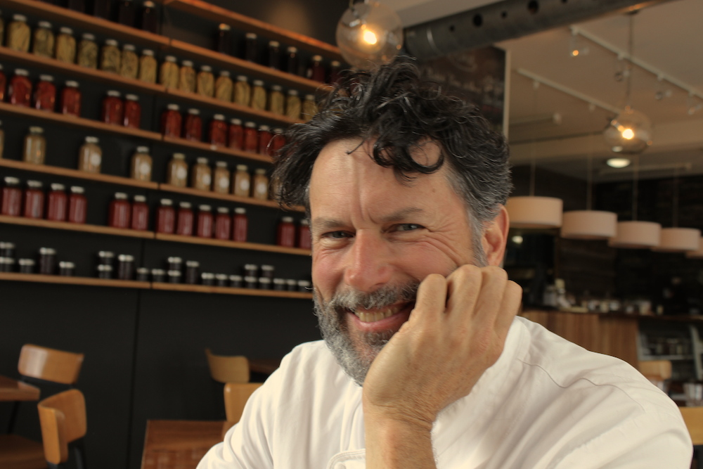 Jamie Kennedy at Gilead October 2014