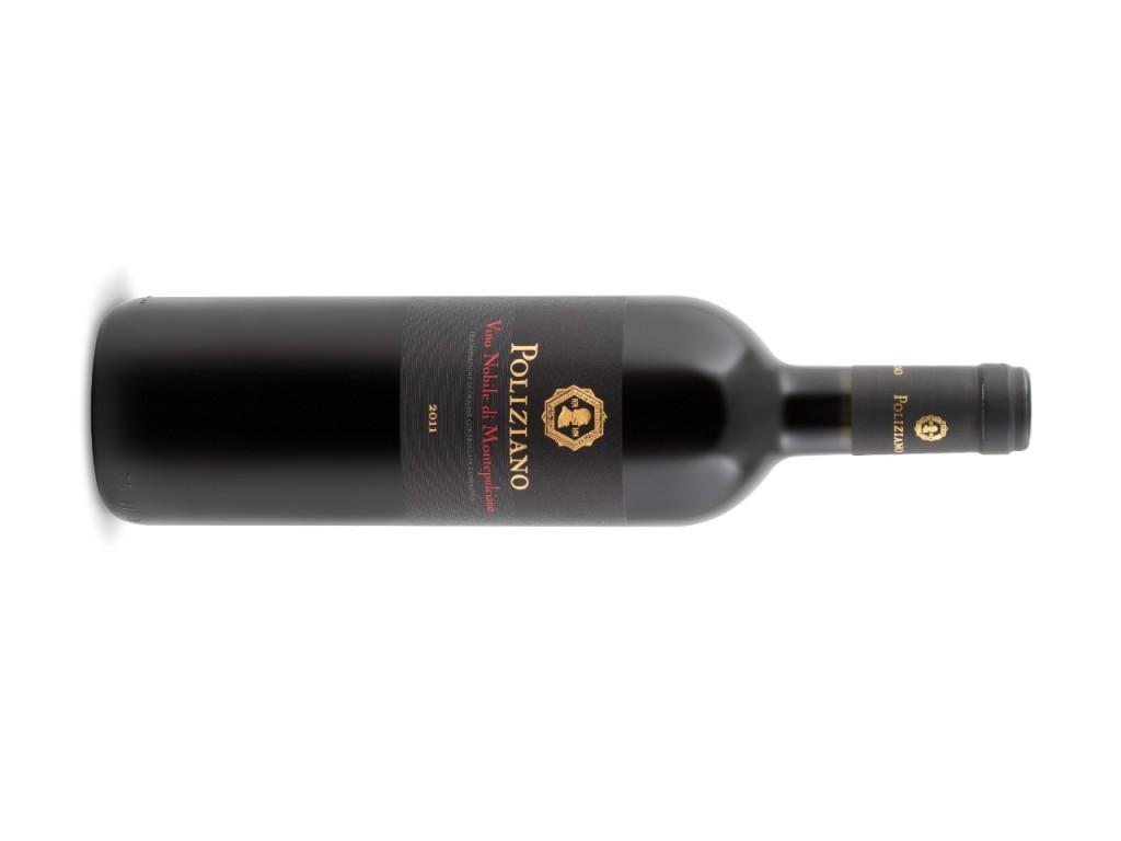 A mighty fine bottle of wine for the money... The Poliziano Vino Nobile di Montepulciano 2011