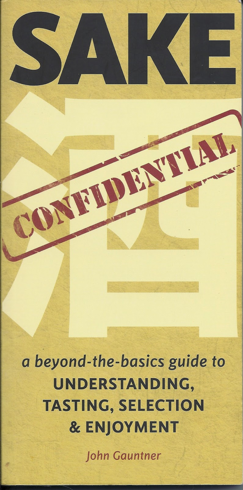Sake Confidential is certainly worth picking up if you have any curiosity about the world of sake.