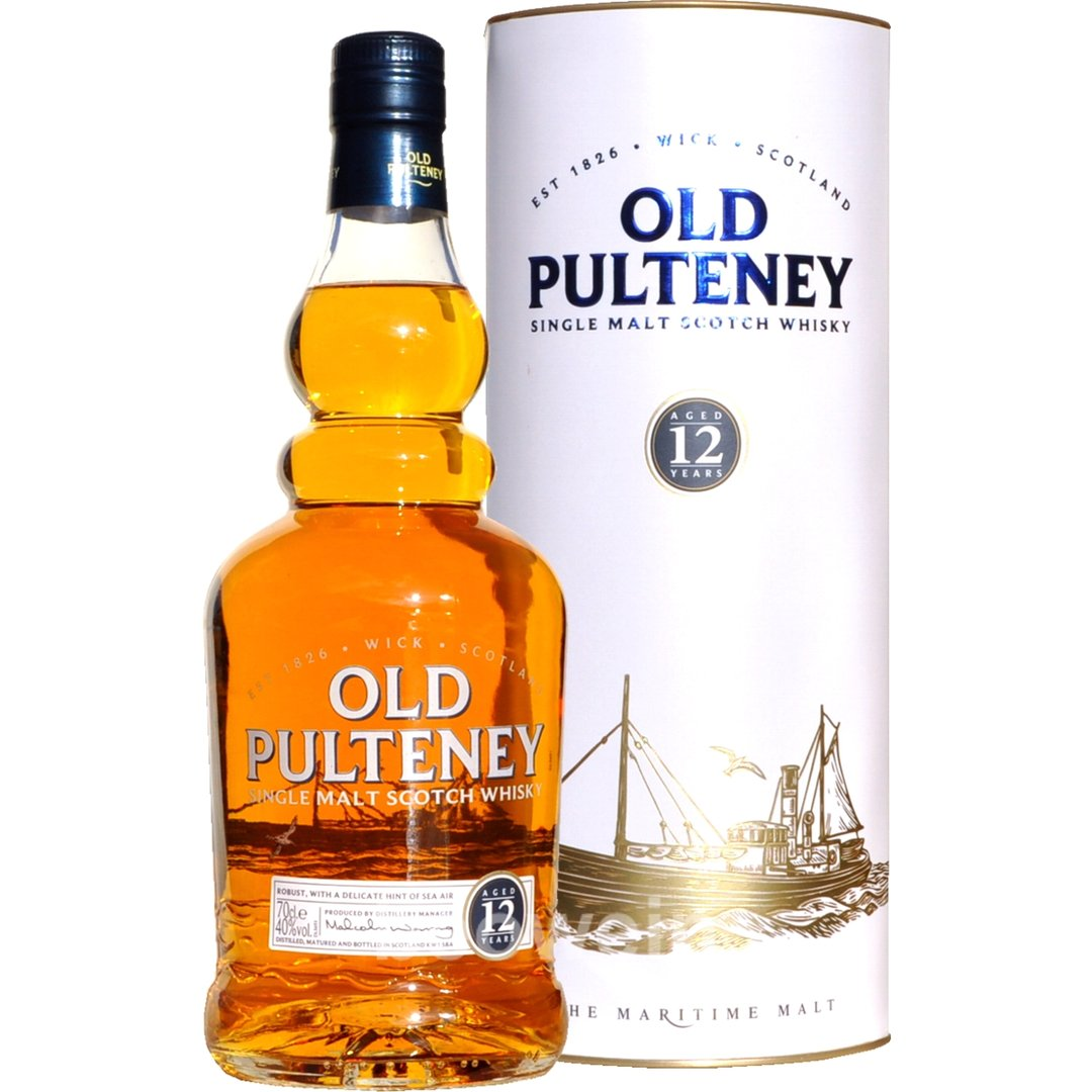 Image result for old pulteney 12 year
