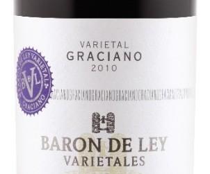 Baron de Ley Graciano label 302 x 251