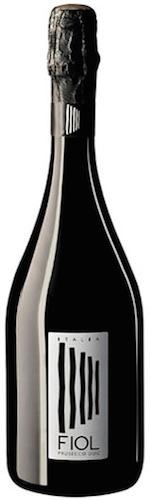 FIOL Prosecco bottle shot