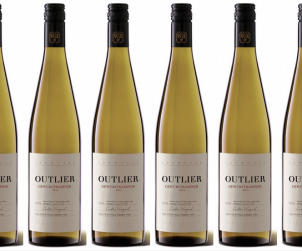 Six Green Bottles : The Outlier has to be one of the most well crafted Ontario Gewürztraminer I have tasted in quite some time.