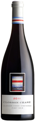 2011 Closson Chase Pinot Noir