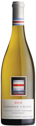 2012 Closson Chase Chardonnay
