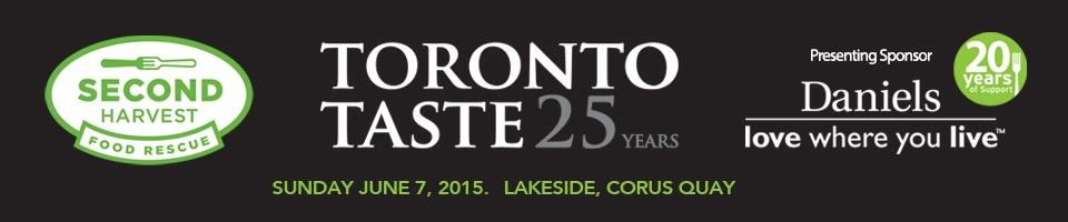 Toronto Taste at 25