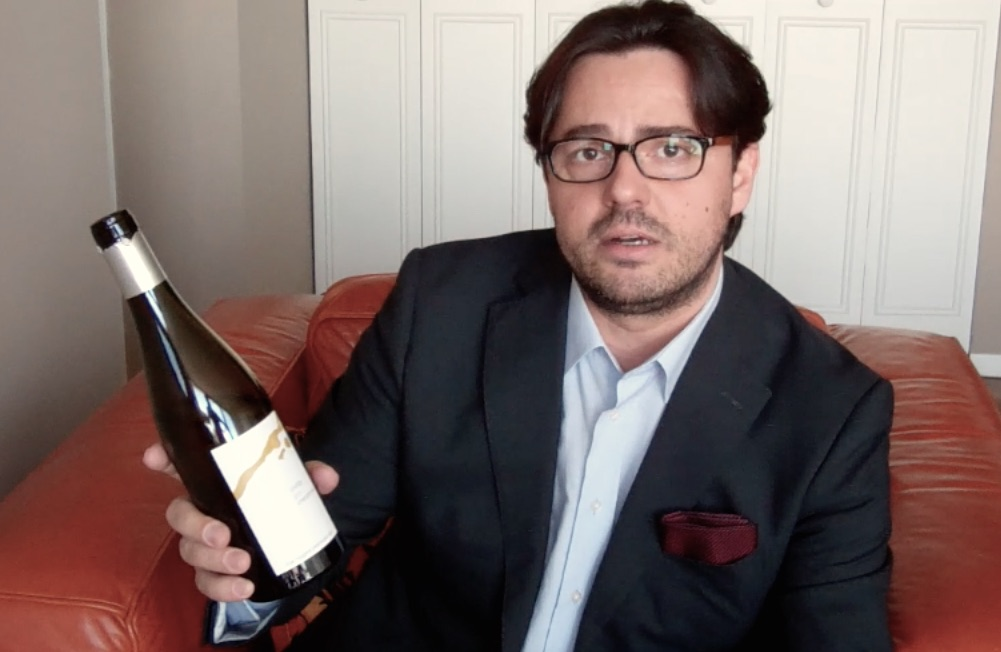 Zoltan on 16 MIle Cellar Civility Chardonnay