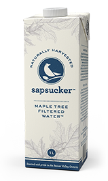 sapsucker maple water package