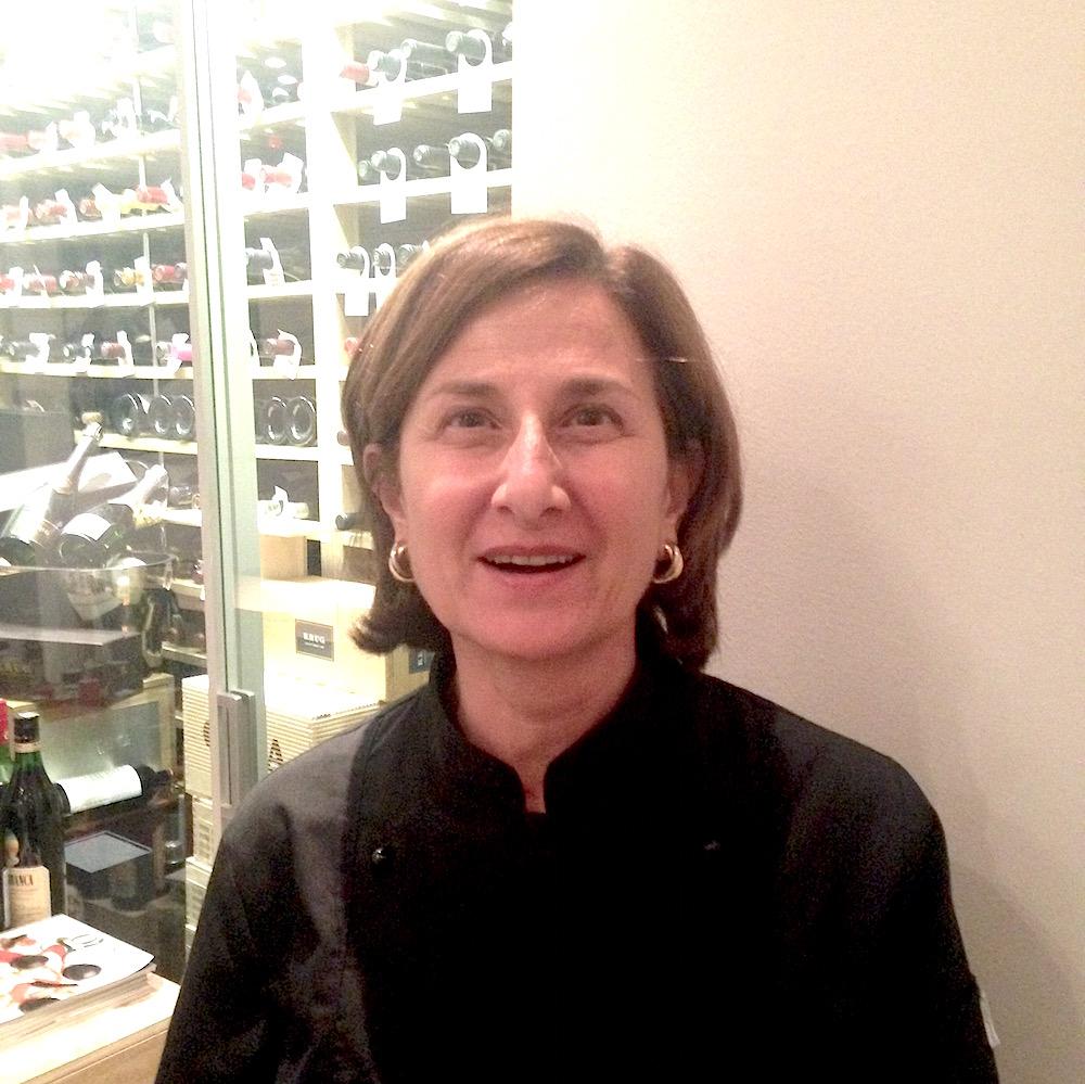 Chef Patrizia di Benedetto