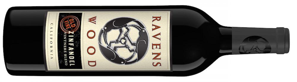 Ravenswood Vintners Blend Zinfandel 750ml Bottle Shot horizontal