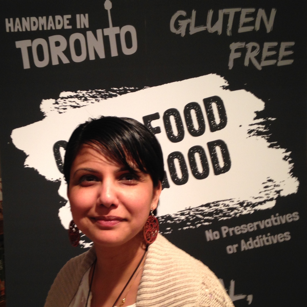 Richa Gupta Good Food For Good
