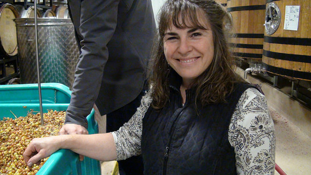 Southbrook's Winemaker Ann Sperling gives us a succinct lesson in cap management.