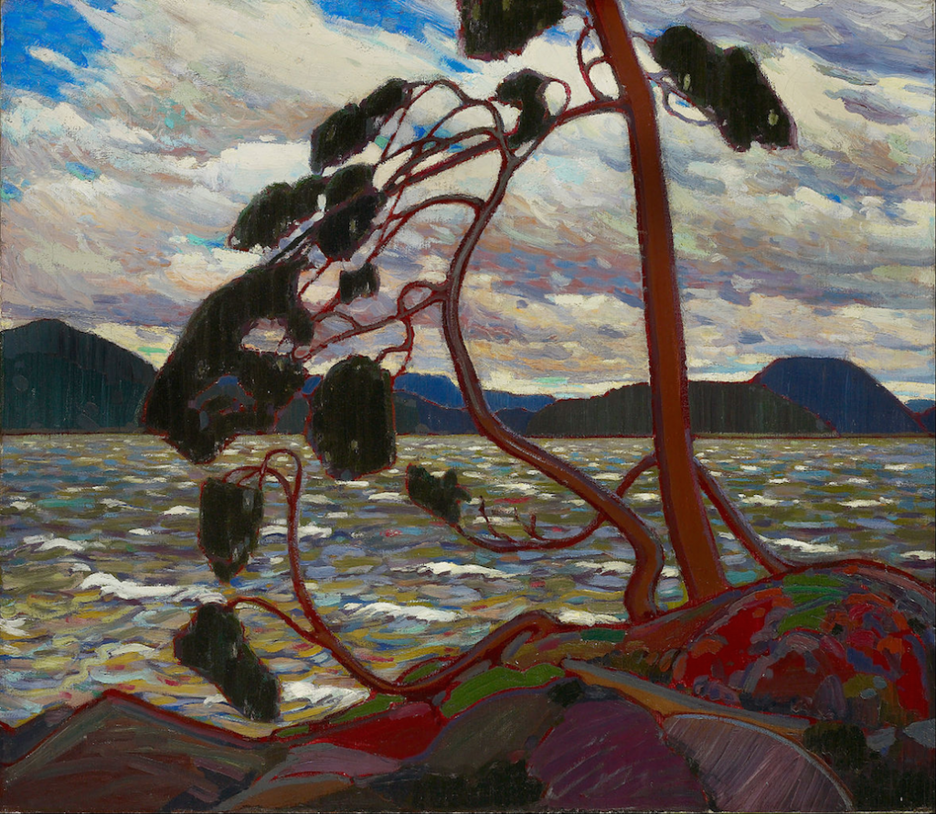 Tom Thomson West Wind