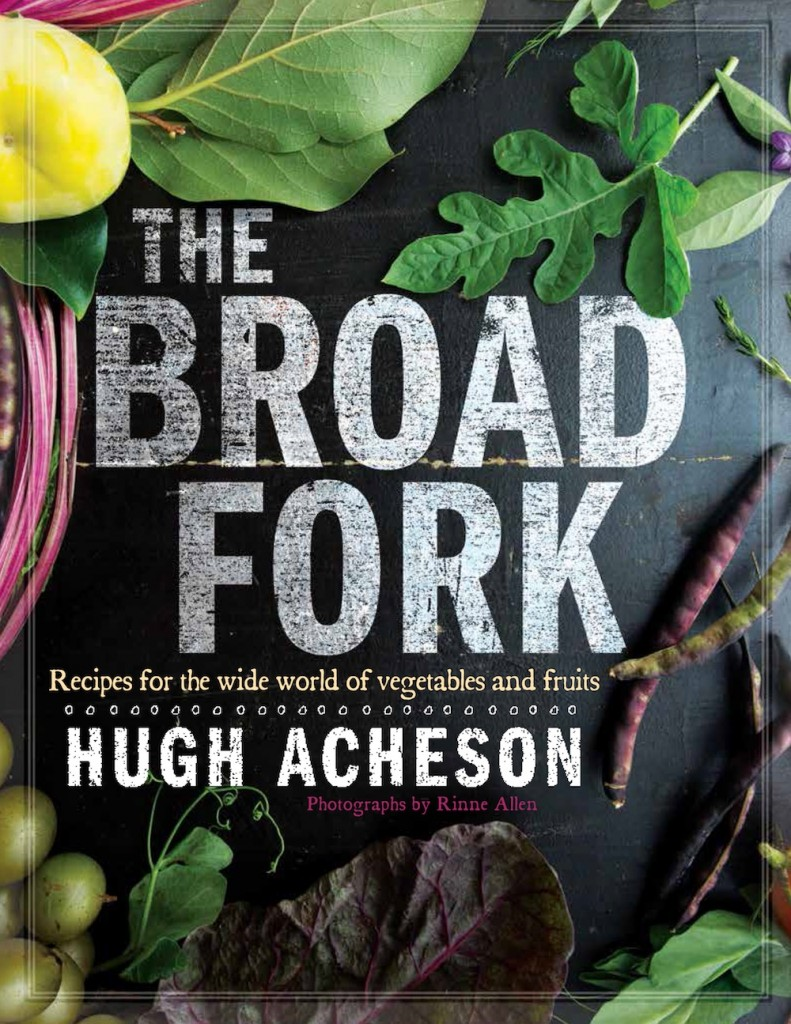 Broad Fork Acheson cookbook cover