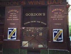 Gordons Wine Bar 302