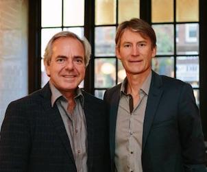 James Chatto and Nick Saul