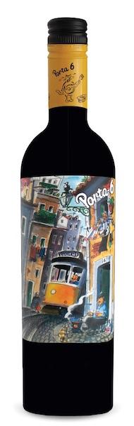 Porta 6 bottle