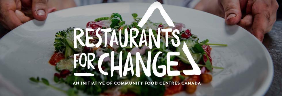 Restaurants for Change