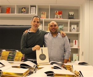 Yotam Ottolenghi and Ramael Scully in Toronto