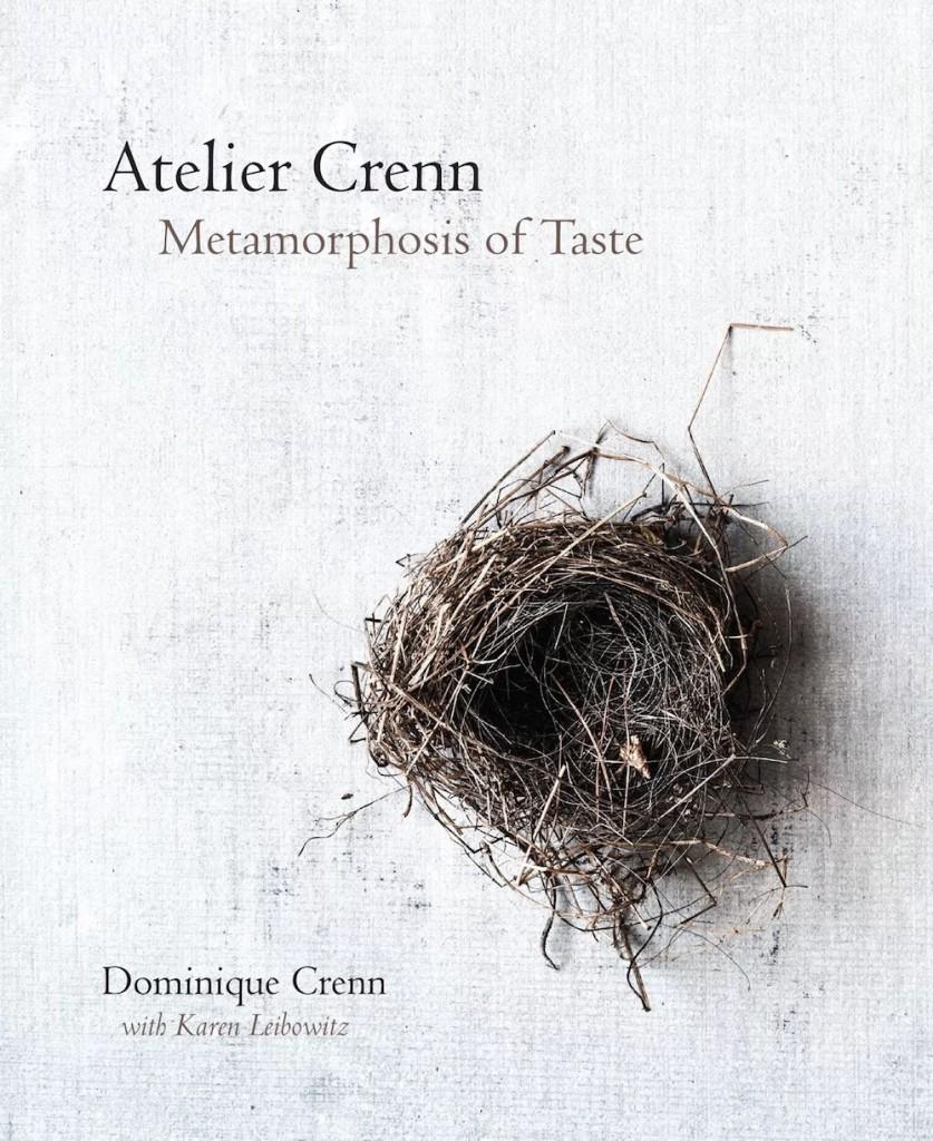 Atelier Crenn cookbook