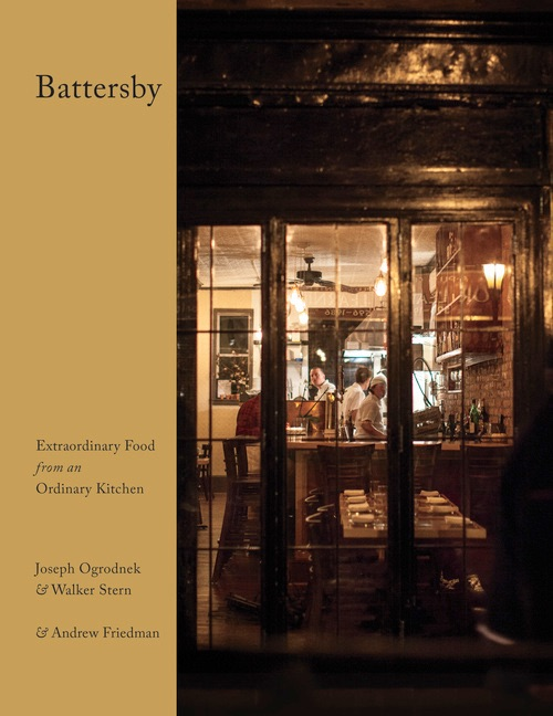Battersby Cookbook Cover